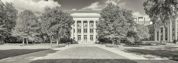Wall Art - Photograph - Facade Of Vincent Hall, University by Panoramic Images