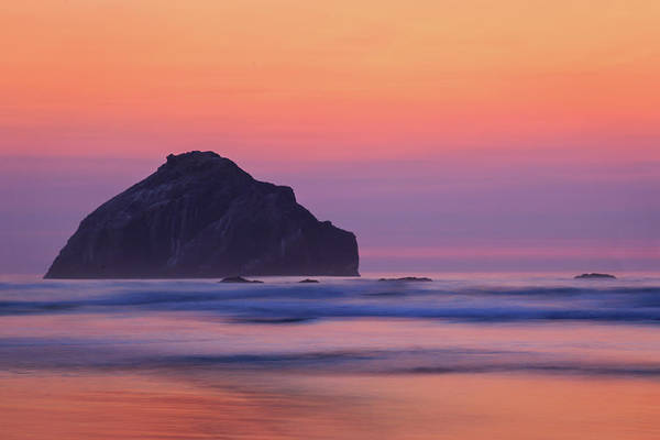 Photograph - Face Rock At Bandon by James Eddy