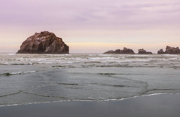 Photograph - Face Rock, Bandon Beach, Oregon by Dawn Richards