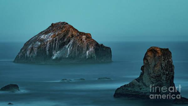 Photograph - Face Rock by Doug Sturgess