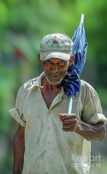Photograph - Faces Of The Dominican Republic by Bernd Laeschke