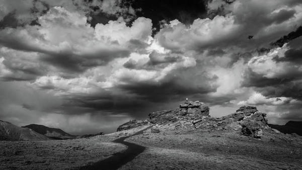 Photograph - Facing The Storm by Todd Henson