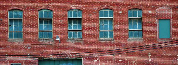 Photograph - Factory Windows by Patrick M Lynch