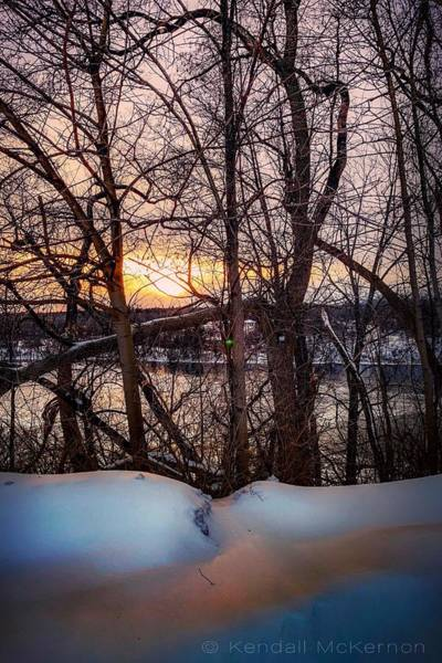 Photograph - Fading Light by Kendall McKernon