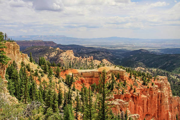 Photograph - Fair View Of Bryce by Dawn Richards