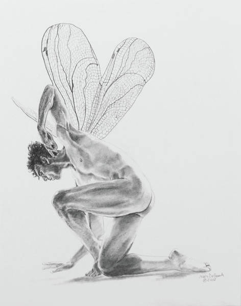 Fairy Dancer Art Print