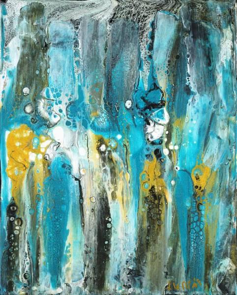 Painting - Fairy On The Sea by Angelika GAIGL