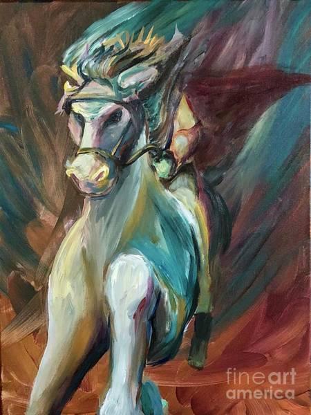 Painting - Faithful And True by Lisa DuBois