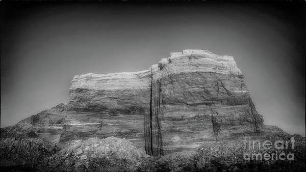 Photograph - Faking Rancho De Taos by Natural Abstract Photography