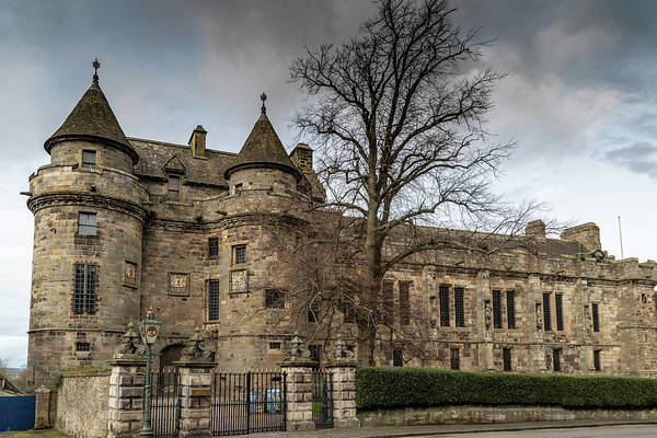 Photograph - Falkland Palace by Ross G Strachan