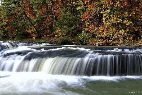 Photograph - Fall At Haws by Wesley Nesbitt