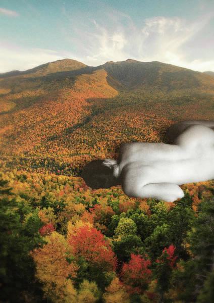 Wall Art - Digital Art - Fall by Fran Rodriguez