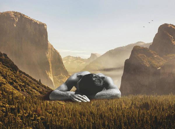 Wall Art - Digital Art - Fall II by Fran Rodriguez
