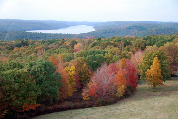 New England Autumn Photograph - Fall In New England by Photo By Hannu & Hannele, Kingwood, Tx