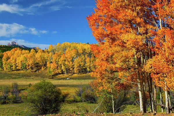 Photograph - Fall In The Elks by John De Bord