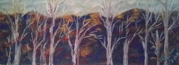 Wall Art - Pastel - Fall In Western Pa by Joann Renner