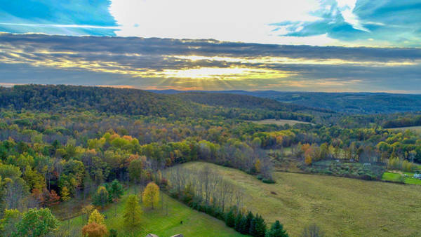 Photograph - Fall Vibes  by Ants Drone Photography