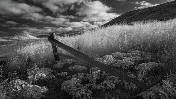 Wall Art - Photograph - Fallen Fence  by Joseph Smith