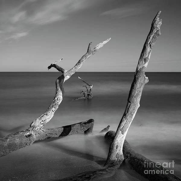 Photograph - Falling Into The Sea 2 by Patrick M Lynch