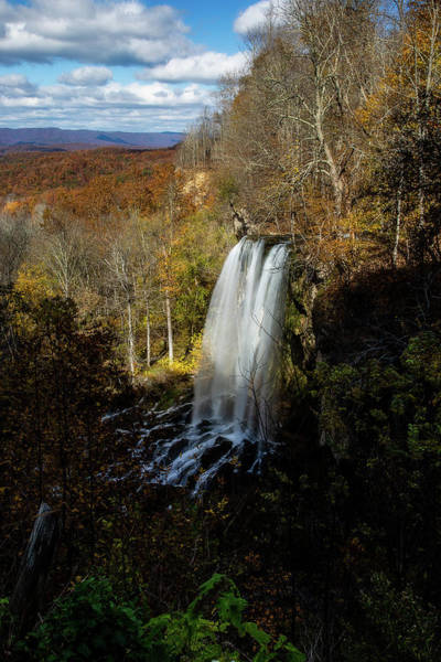 Photograph - Falling Spring Falls by Pete Federico
