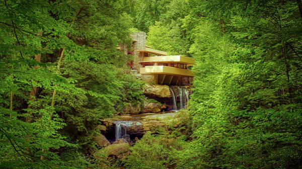 Wall Art - Photograph - Fallingwater by Library Of Congress