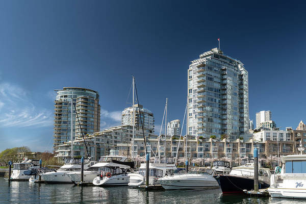 Photograph - False Creek by Ross G Strachan