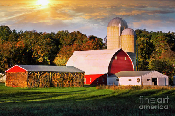 Photograph - Family Farm by Scott Kemper