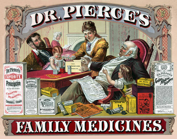 Digital Art - Family Medicine - Remastered by Carlos Diaz