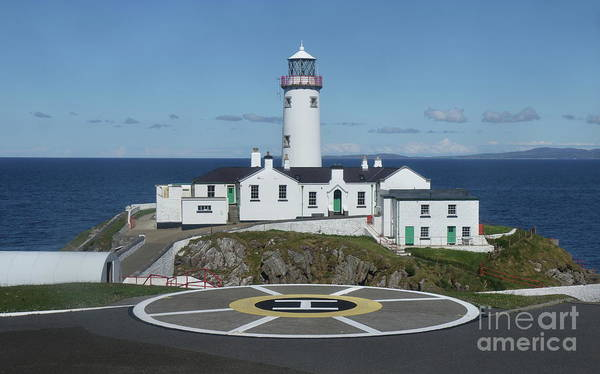 Photograph - Fanad Lighthouse by Peter Skelton