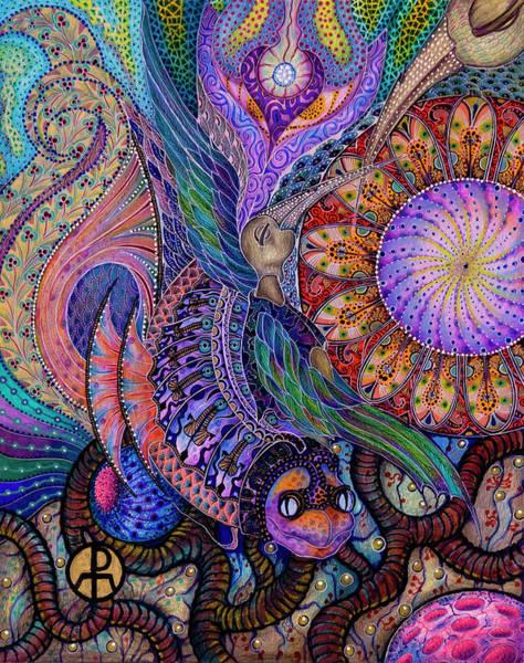 Painting - Fantasy by Ellie Perla