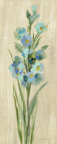 Wall Art - Painting - Farm Flower Iv by Silvia Vassileva