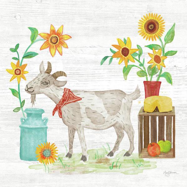 Wall Art - Painting - Farm Market IIi by Mary Urban
