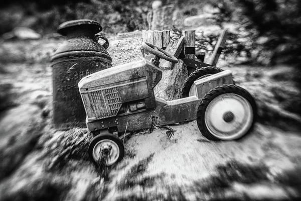 Wall Art - Photograph - Farm Scene  by Marnie Patchett
