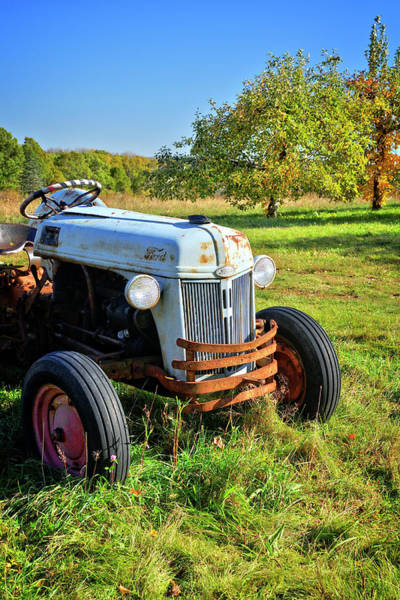 Wall Art - Photograph - Farmhouse Ford by Luke Moore
