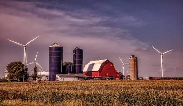 Wall Art - Photograph - Farmstead Beauty by Mountain Dreams