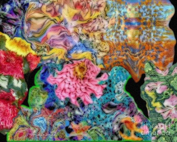 Digital Art - Fascinating Color by Kathie Chicoine