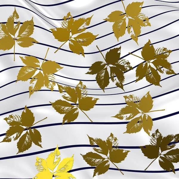 Digital Art - Fashion Autumn by Alberto RuiZ