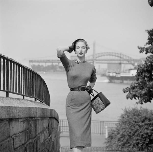 Fashion Of 1953 Art Print by Slim Aarons