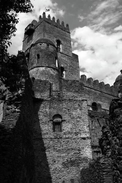 Photograph - Fasilides Castle, Gondar, Ethiopia, Africa by Aidan Moran