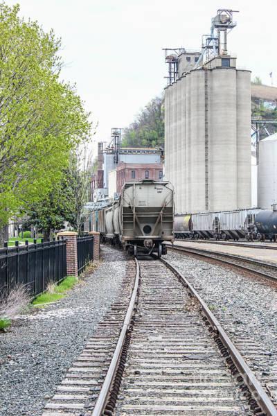 Photograph - Fast Moving Train by Sheila Skogen