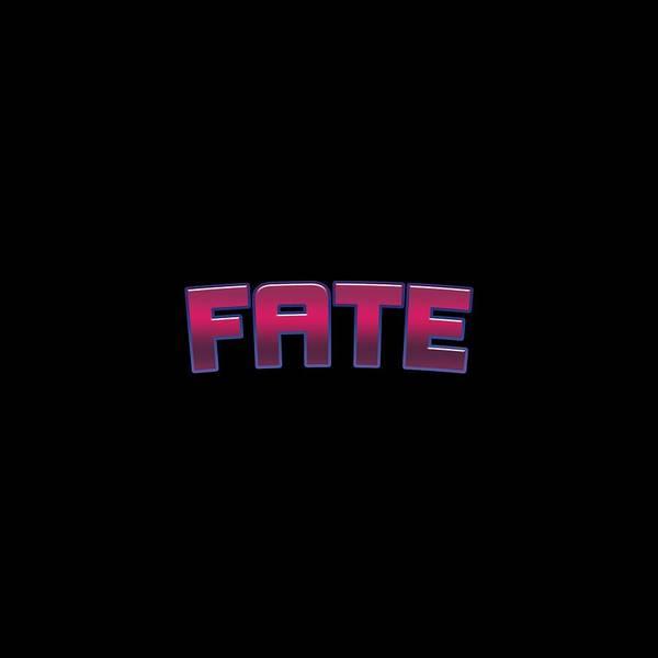 Fate Digital Art - Fate #fate by TintoDesigns