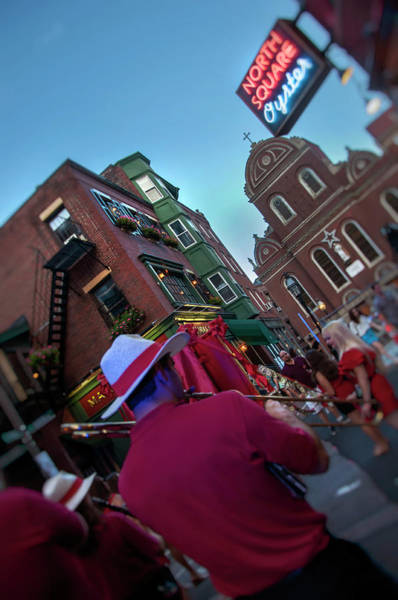 Photograph - Feast Of St. Agrippina - Boston, Ma by Joann Vitali