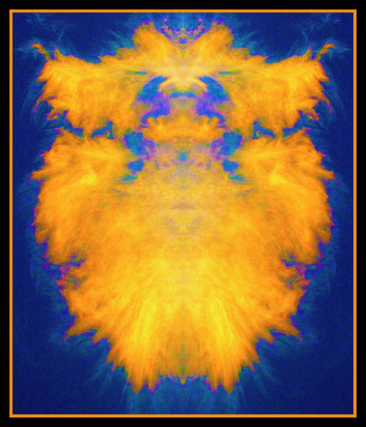 Photograph - Feathers Of Fire by Paul W Faust - Impressions of Light