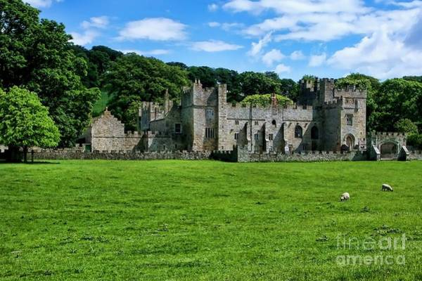 Photograph - Featherstone Castle by Les Bell