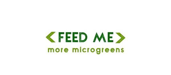 Drawing - Feed Me - Two Greens by Charlie Szoradi