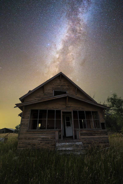 Wall Art - Photograph - Fell On Black Days  by Aaron J Groen