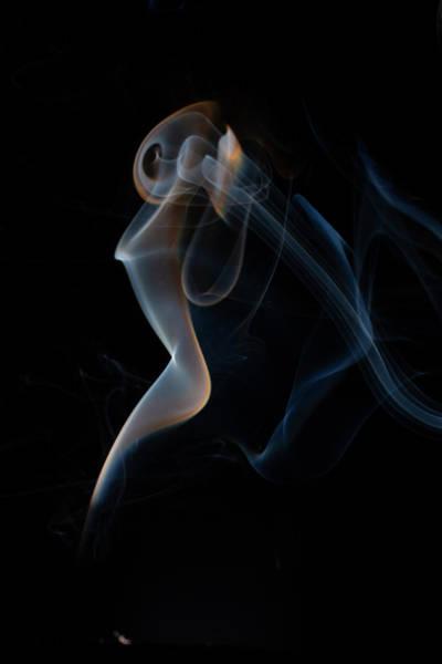 Photograph - Veil Of Smoke by John Rodrigues