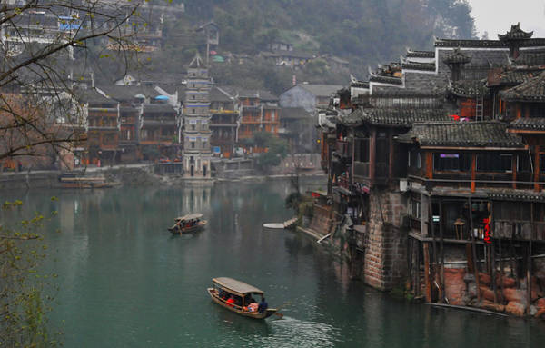 East County Photograph - Fenghuang County by Leung Vai Chi, Rosanna