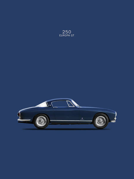 Wall Art - Photograph - Ferrari 250 Europa Gt by Mark Rogan