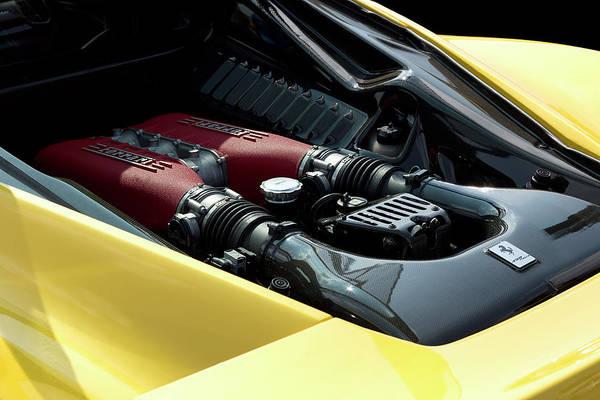 458 Photograph - Ferrari 458 Italia by Peter Chilelli